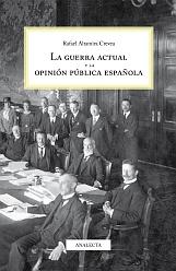 Altamira: La guerra actual y la opinión pública española
